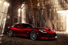 Ok so I know we cant call the viper american muscle anymore but once upon a time it was and now the viper is something of a ferrari. So there you go an amazing machine.