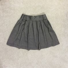 A-line skirt New with tags. A-line, high waisted slightly pleated circle skirt from Love Culture. Love Culture Skirts A-Line or Full