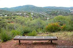 Dragoon Gulch Trail Vista Trail