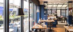 LEMAYMICHAUD | INTERIOR DESIGN | ARCHITECTURE | QUEBEC | RESTAURANT | Le Cochon Dingue Restaurants, Conference Room, Architecture, Table, Furniture, Design, Home Decor, Arquitetura, Decoration Home