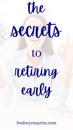 Early Retirement, Retirement Planning, Financial Planning, Ps Tutorials, Career Success, Budgeting Money, Get The Job, Money Management, Frugal Living