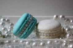 Tiffany Co Macarons