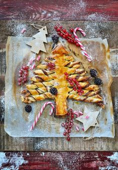 Christmas Food Treats, Christmas Recipes, No Cook Meals, Fruit, Happy Holidays, Tapas, Waffles, Cookies, Breakfast