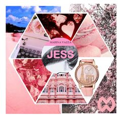 Pink, Jess, Jessica DeLuca Moodboard
