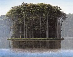 Amazing Landscape Paintings by Tomas Sanchez