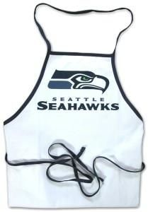 Seattle Seahawks Grilling BBQ Apron