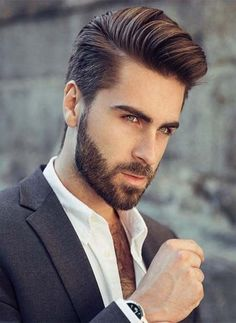Herrenfrisur, Herrenfrisur kurz, Herrenfrisur mittel, Herrenfrisur lang, ich – Men's Hairstyles and Beard Models Trendy Mens Haircuts, Trending Haircuts, Popular Haircuts, Hairstyles Haircuts, Trendy Hairstyles, Layered Hairstyles, Mens Wedding Hairstyles, Men Hairstyle Short, Mens Hairstyles 2018