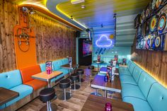 Adventure Bar (Clapham Junction, London) / Multiple Bar or Club / Mystery