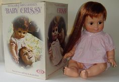 Baby Crissy!  Oh wow - I have two of them now that I won on Ebay!  She was my favorite!  Such a big doll!