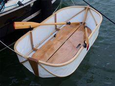 Fliptail folding boat plans-- Duckworks Boatbuilders Supply