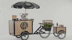 A bike da cafeteria Tasty