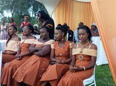 Ruracio line up,bridal team.by Naomi Designs.
