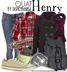 Disneybound Henry outfit