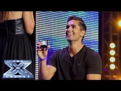 David and Lauren's Near-Perfect Proposal - THE X FACTOR USA 2013 http://m.youtube.com/watch/?v=h9gpdOQ2reY&desktop_uri=%2Fwatch%2F%3Fv%3Dh9gpdOQ2reY