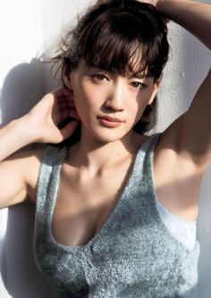 haruka ayase | Tumblr Japanese Beauty, Japanese Girl, Asian Beauty, Becoming An Actress, Cute Beauty, Beauty Girls, Monochrom, Japanese Models, Beautiful Asian Girls