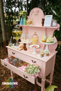 Gorgeous Easter Party!  See more party ideas at CatchMyParty.com!