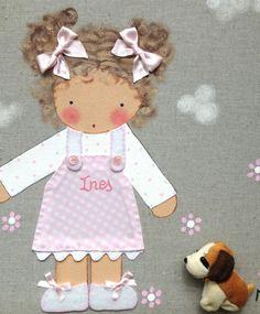 Cuadro infantil personalizado, el regalo más bonito para tu peque