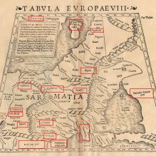 166262-9606vvv Basel, Eastern Europe, Russia, Vintage World Maps, Science, Europe, Geography