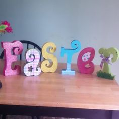 My Easter craft!
