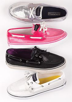 dELiAs > Sperry Bahama Sequin Sneaker > just in > crush list > shine