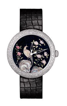 Chanel Mademoiselle Privé Coromandel decoration