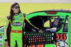 """RACE REPORT: Danica Patrick 