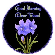 good morning animated glitter graphics | http://www.glitters123.com/good-morning/good-morning-dear-friend/