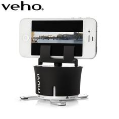 View larger images of Veho MUVI X-Lapse 360 Rotating Camera Mount