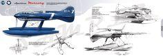 La copa Schneider de hidroaviones - ForoCoches