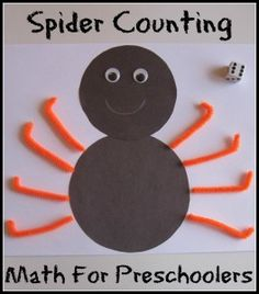 Try this hands-on math game with your little ones. Fun any time of the year.
