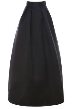 This glamorously designed catwalk inspired skirt is your ideal choice for this season's must have maxi length! Crafted from our exclusively made Duchess Satin the Emelia Maxi skirt features exaggerated fullness given by the tulle underlay and a waistband that cinches you in at the waist. Fully lined for ultimate comfort the skirt is closed with a concealed back zip. Keep all the attention on the skirts fullness by wearing your top tucked in.