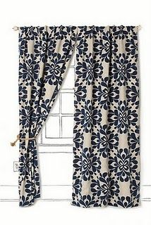 Easy curtain tutorial