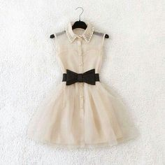 Very cute dress <3