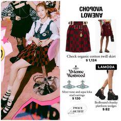 K Pop Idol, Korean Words, Kpop Fashion, Vivienne Westwood, Cool, Skater Skirt, Organic Cotton, Female, Hair Styles