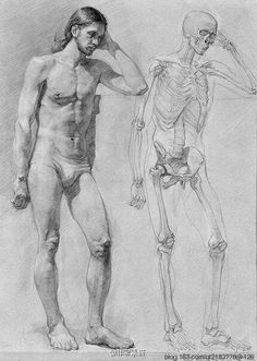 Human Figure Drawing Reference Russian Academy of Painting, Sculpture and Architecture, Ilya Glazunov Academic Drawing, Academic Art, Drawing Studies, Human Anatomy Drawing, Body Drawing, Life Drawing, Drawing Tips, Drawing Faces, Drawing Tutorials