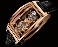 Corum Golden Bridge Tourbillon Panoramique
