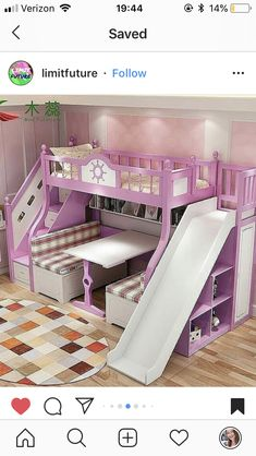Wood Bunk Bed With Stairs And Slide Option Ava And