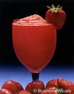 Frozen Strawberry Daquiri