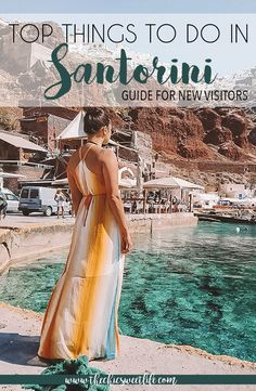Visiting Santorini? Click for a list of things to do & see!