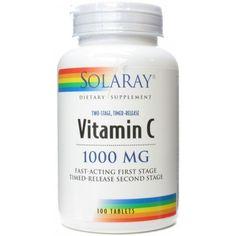 Vitamina C 1.000 mg