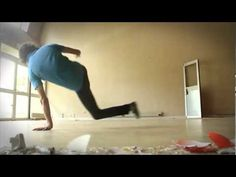 Yoga breakdancing