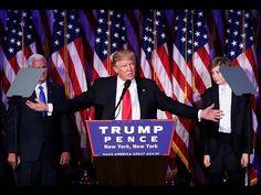 Трамп стал президентом США. Что нас ждет?