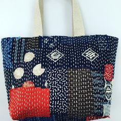 Excited! Stand F01 Boro and sashiko are the go ...not forgetting all our beautiful 100% made in Japan yarn dyed fabrics!