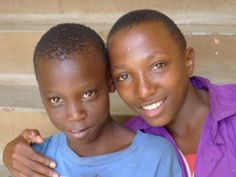 Amani Children's Home in #Tanzania provides street children with a safe home, food, health care, education and reunification services, www.amanikids.org