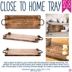 Thirty-One Close to Home Tray