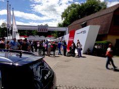 Hier der #Audi Stand in Reifnitz.