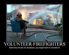 Volunteer Firefighters