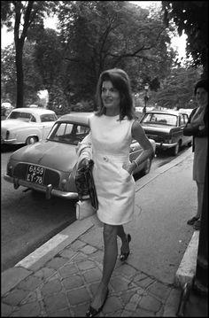 un clasico de todos los tiempos: el vestido Jackie!!!!