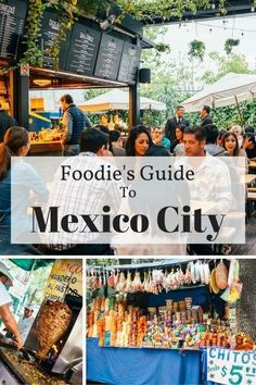 Believe it or not, Mexico it's a foodies paradise! With plenty of restaurants to try including street food, it's not hard to overindulge. Here's a Quick Guide To Navigate Mexico City Food.