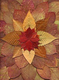 botanical texture